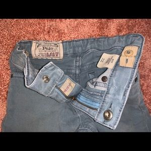 Ralph Lauren stone washed boys jeans